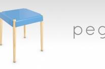 PEG, spot de mobiliario 3D